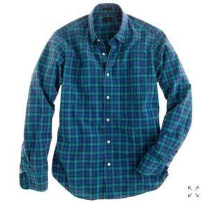J.Crew Slim Secret Wash Shirt